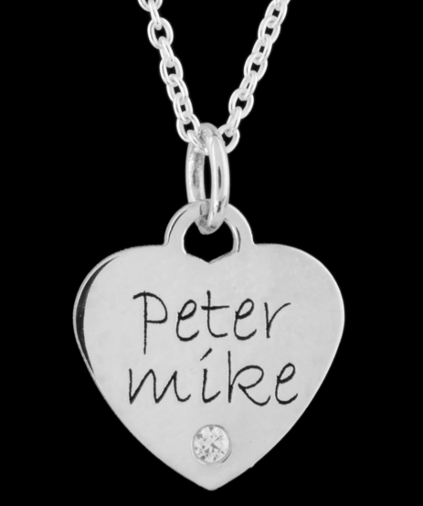 Posh mommy pendant in sterling silver brownes jewelers posh mommy pendant in sterling silver aloadofball Image collections