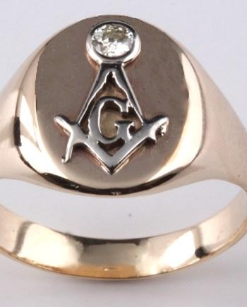 Mans Masonic