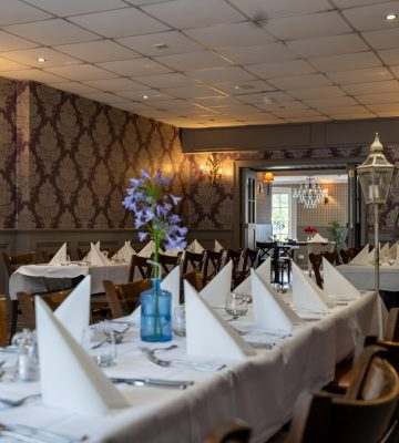 Brownes on the Green Restaurant Special Occasion Dining Area