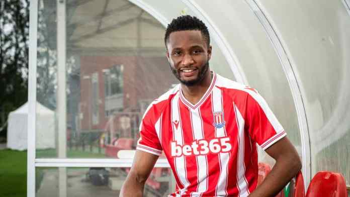 Mikel Obi rewarded with new contract at Stoke City