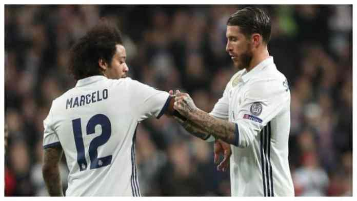 Marcelo becomes Real Madrid new captain after Sergio Ramos departure