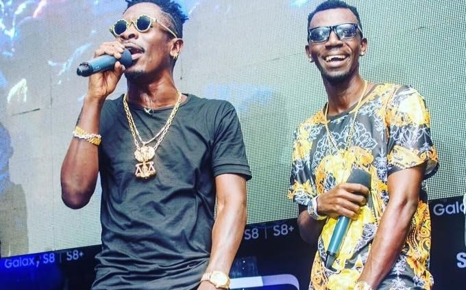 Joint 77 is always promoting Shatta Wale in his interviews-Here is why