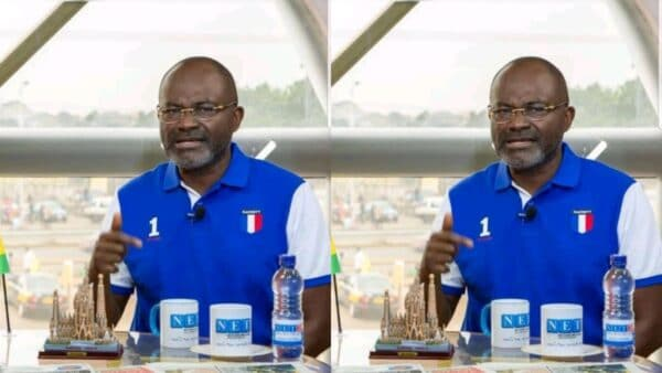 Close all the witchcraft camps in the nation, there's nothing like witchcraft, it is just a mindset — Kennedy Agyapong to govt