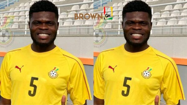 Arsenal midfielder, Thomas Partey reportedly sacked from Black Stars camp for indiscipline