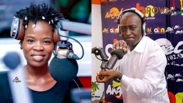 Captain Smart wasn't suspended because he spoke the truth, this was his crime — Ohemaa Woyeje discloses