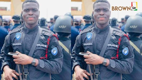 Latest Update: 'Eye- red' Ghana police block all roads in the metropolis to find bank robbers who killed policeman and pregnant woman