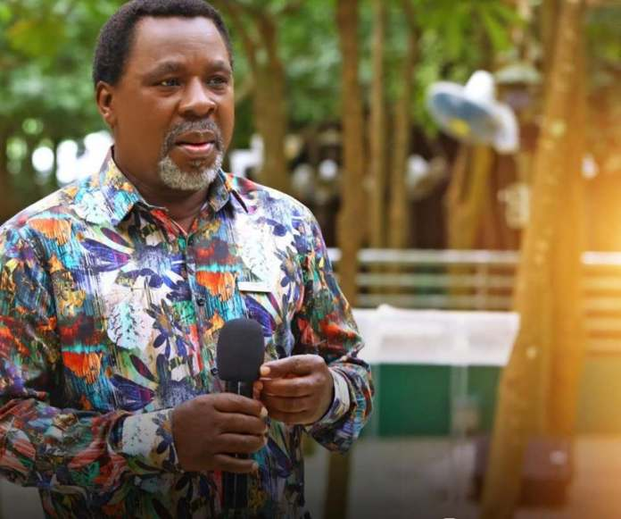 """""""I will not celebrate my birthday this year"""" – Last video of Pastor T.B. Joshua before his death"""