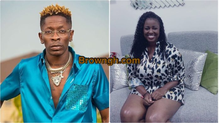 Shatta Wale gets away with anything because of his celebrity status-Rya Anakwa