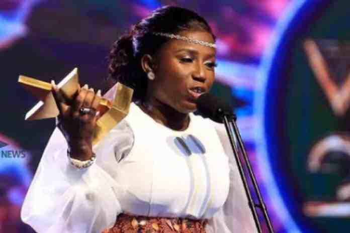 I knew my 'Adom' song would win the most popular song of the year-Diana Hamilton brags