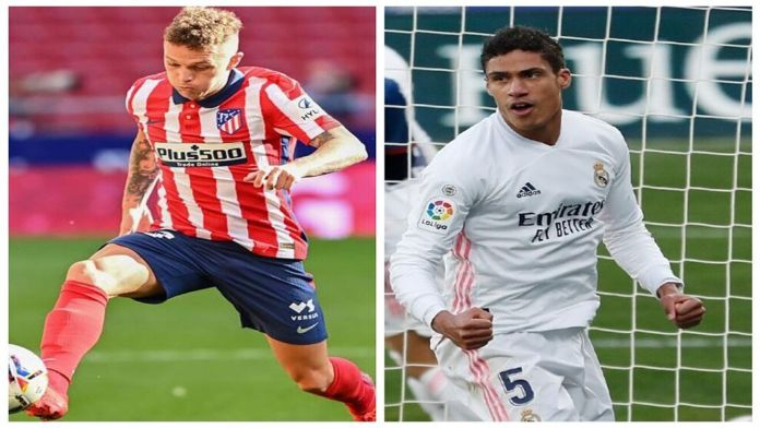 Manchester United close to signing both Varane and Trippier