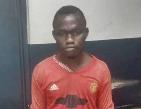 Meet the ex-convict who poses as beggar to rob Motorists (Photo)