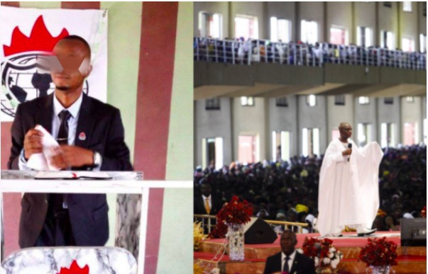 Winners Chapel sacks pastor for not meeting tithe and harvest target (Video)
