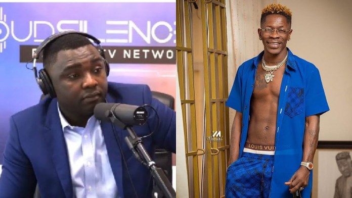 Kevin Taylor tears Shatta Wale into pieces for speaking against #FixTheCountry campaign (Video)