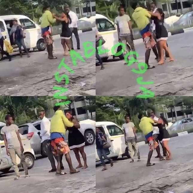 Man assaults a female passerby because she turned down his advances