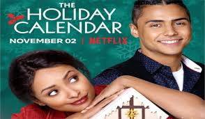 christmas movies : holiday calendar
