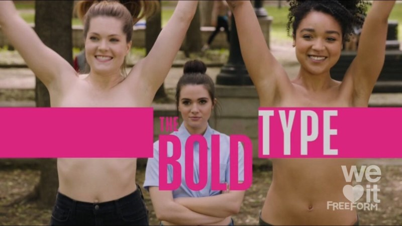 The Bold Type : Celles qui osent #1
