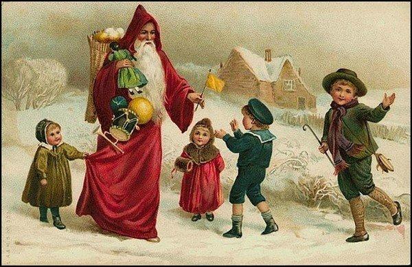 traditions : saint nicolas