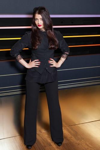 Aishwarya Rai at her Cannes portrait session