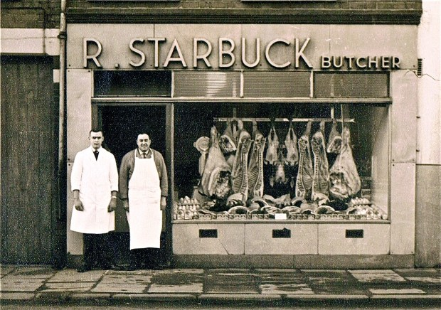 Starbuck Butchers - 1961