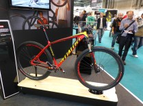 I understand this single speed to be a 'Woods Bike': fast, rugged for forest riding. Popular in the US.