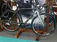 Cyclocross bikes - cross country ruggedised road bikes, effectively - are all the rage. They make great commuters.