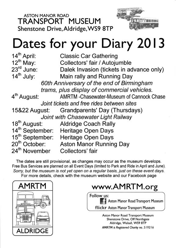 2013 Programme Apr2013 01