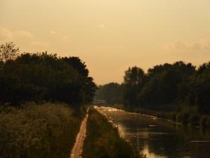 Hamstead in the golden hour