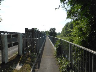 Meccano Bridge, Walton