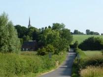 Overlooking Clifton from Lullington