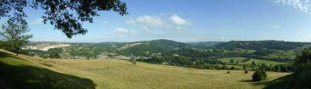 That's Matlock Bath down there