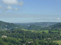 Willersley Castle and beyond
