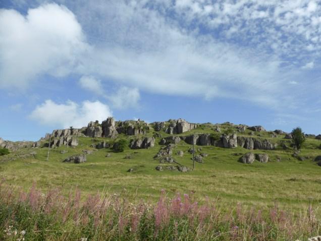 Harboro Rocks: a very dramatic landscape