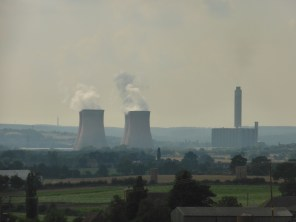 Rugeley from Hunger Hill