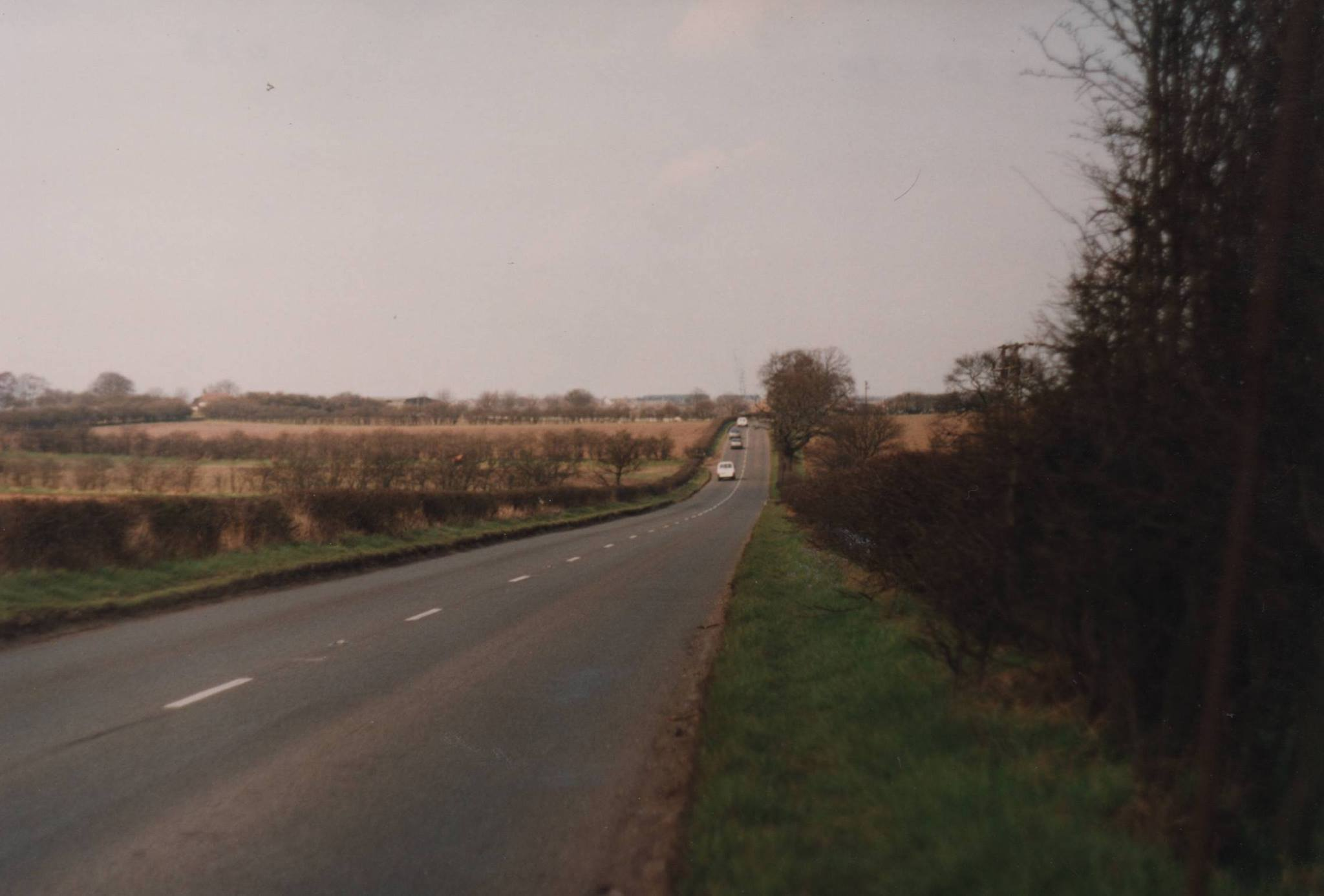 Ogley Hay Road, facing Chasetown 1993