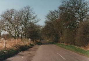 Green Lane, Hammerwich 1993