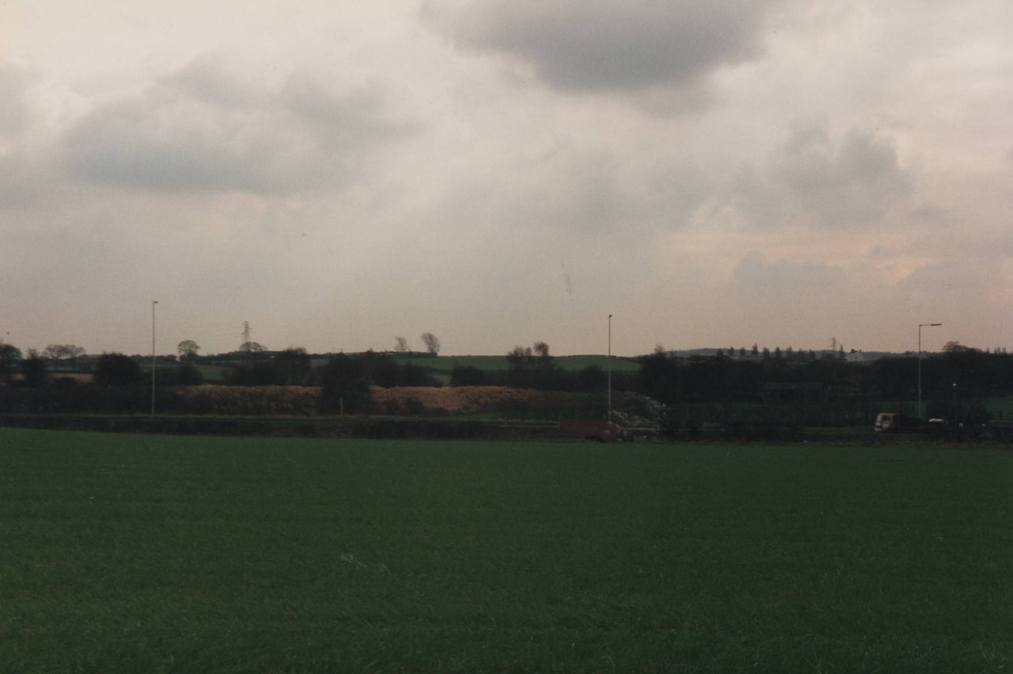 A5 taken from Dark Lane 1993