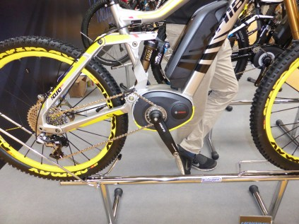 Heavens to Bertha, what is the point of and electric mountain bike?