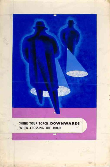 UK-Road-Safety-Poster-WWII-Blackout-1
