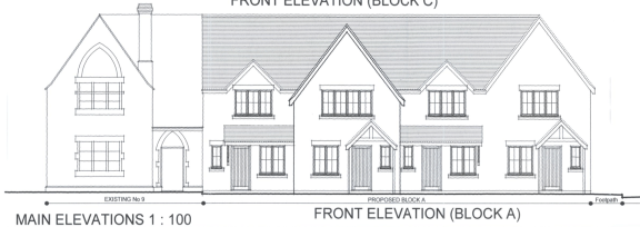Proposed Site Plan and Elevations1