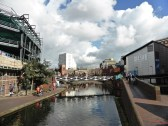 The light was ace at Brindley Place
