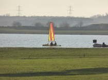 An excellent day for sailing!