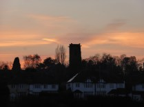 How Shenstone looks best: in silhouette