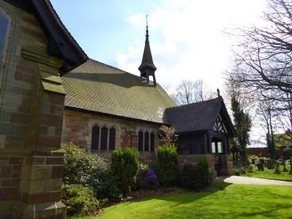Haunton Church