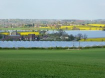 Chilcote waterworks from Honey Hill