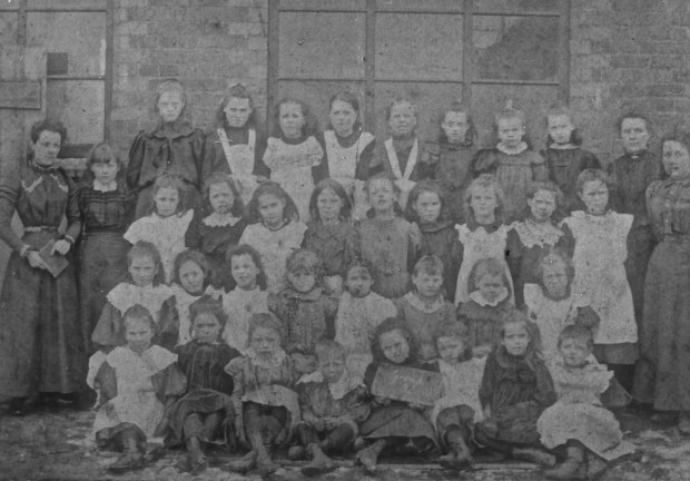 St John's School Walsall Wood 1900