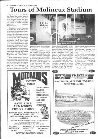 Brownhills Gazette November 1994_000022
