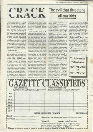 Brownhills Gazette October 1989 issue 1_000015