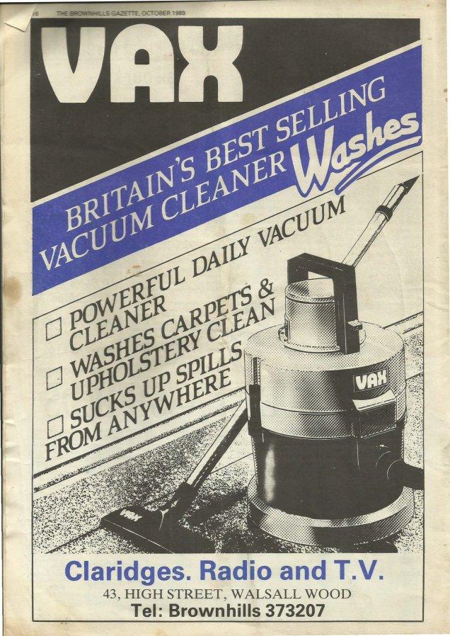 Brownhills Gazette October 1989 issue 1_000016