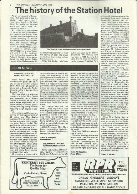 Brownhills Gazette April 1990 issue 7_000004