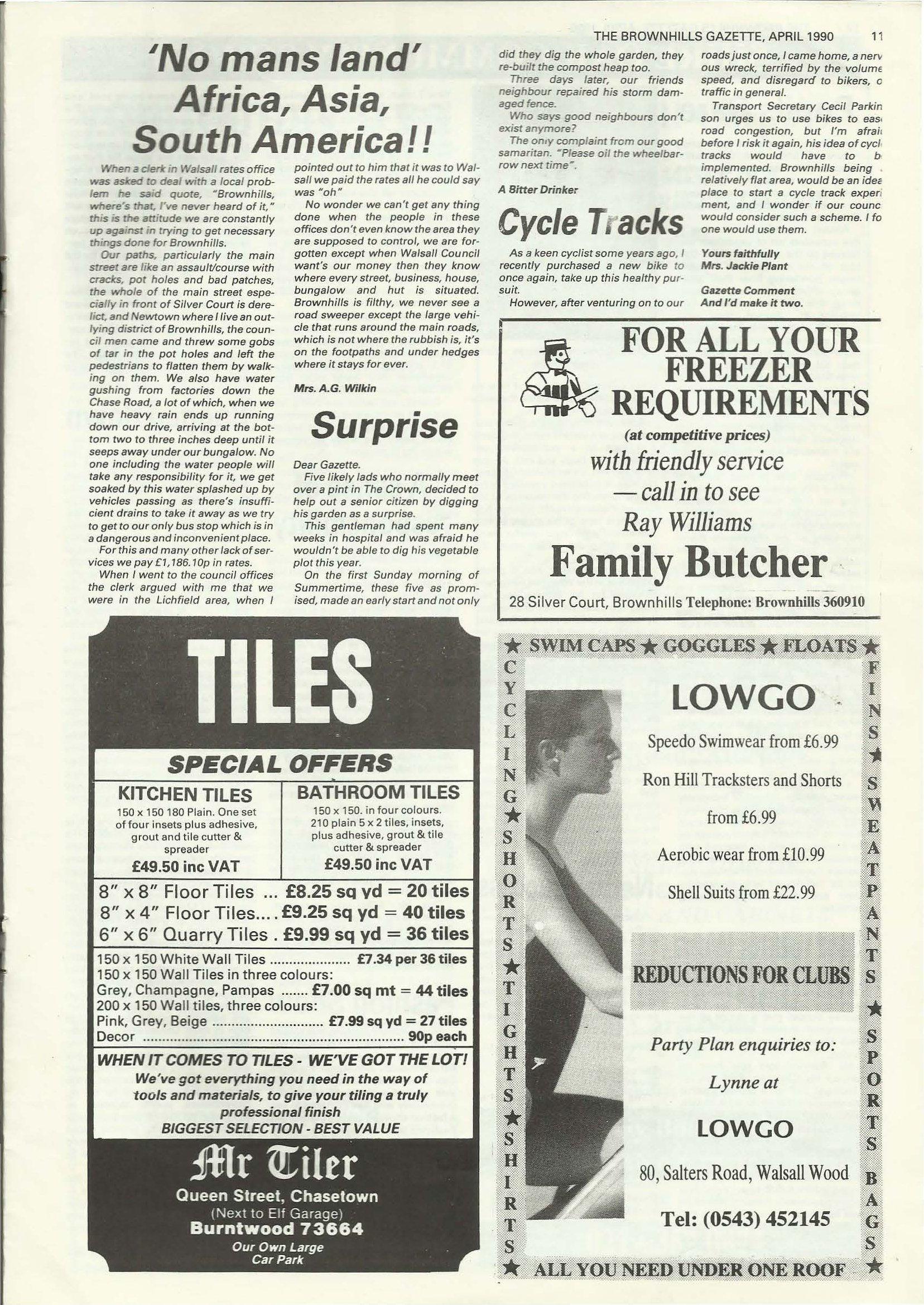 Brownhills Gazette April 1990 issue 7_000011